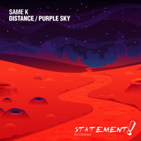 Same K - Distance / Purple Sky