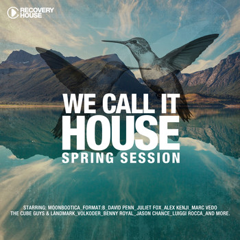 Various Artists - We Call It House - Spring Session 2016