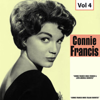 Connie Francis - Connie Francis, Vol. 4