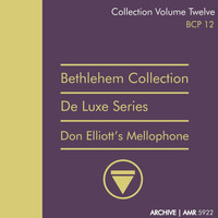 Don Elliott - Deluxe Series Volume 12 (Bethlehem Collection) : Mellophone