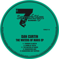Dan Curtin - The Waters of Mars EP