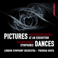 London Symphony Orchestra - Mussorgsky: Pictures at an Exhibition (Orch. M. Ravel) - Rachmaninov: Symphonic Dances, Op. 45