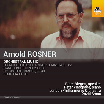 London Philharmonic Orchestra - Rosner: Orchestral Music