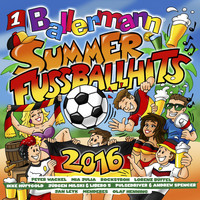 Various Artists - Ballermann Summer - Fussball Hits 2016
