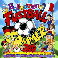 Various Artists - Ballermann Fussball Sommer 2016