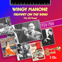 Wingy Manone - Trumpet on the Wing