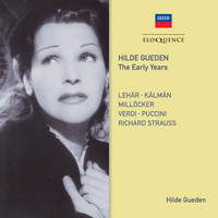 Hilde Gueden - Hilde Gueden - The Early Years