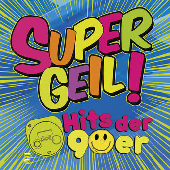 Various Artists - Supergeil! - Hits der 90er (Explicit)