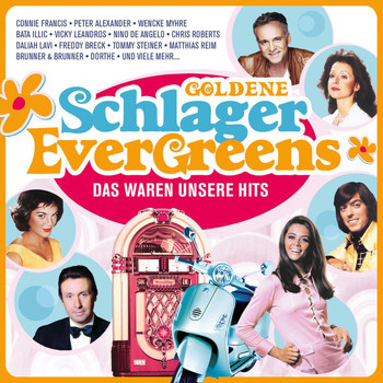 Various Artists - Goldene Schlager Evergreens