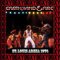 Earth Wind & Fire - St. Louis Arena, 10th August, 1974