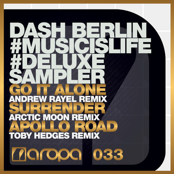 Dash Berlin - #musicislife #deluxe - sampler 01