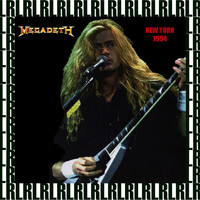 Megadeth - MTV Show, Webster Hall, New York, October 25th, 1994 (Remastered, Live On Broadcasting)
