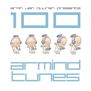 Various Artists - Armin van Buuren presents 100 Armind Tunes