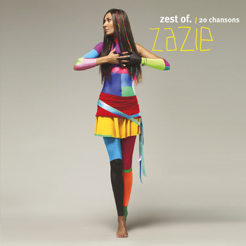 Zazie - Zest Of