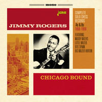 Jimmy Rogers - Chicago Bound - Complete Solo Records, As & BS, 1950 - 1959