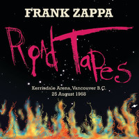 Frank Zappa - Road Tapes, Venue #1 (Live Kerrisdale Arena, Vancouver B.C. - 25 August 1968)