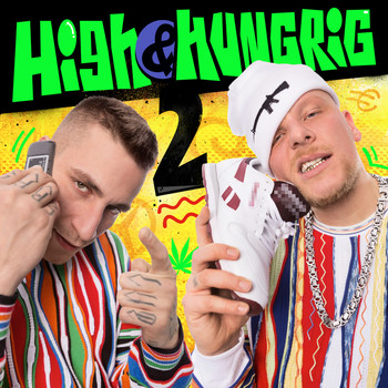 Gzuz / Bonez MC - High & Hungrig 2 (Explicit)