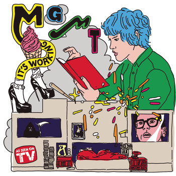 MGMT - It's Working (Digital 45)