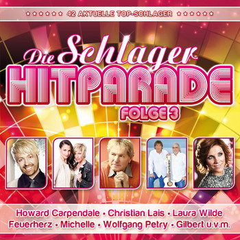 Various Artists - Die Schlager Hitparade, Folge 3
