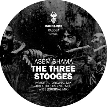 Asem Shama - The Three Stooges