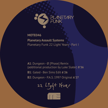 Planetary Assault Systems - Planetary Funk 22 Light Years Series (Part 1)