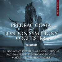 London Symphony Orchestra - Mussorgsky, Rachmaninoff & Makris: Orchestral Works