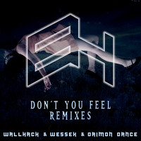 WallHack - Don't You Feel (Remixes)