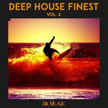 Deep house finest vol 2 2016 various artists high for Deep house bands