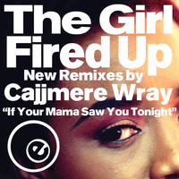 Cajjmere Wray - Fired Up New Remixes by Cajjmere Wray