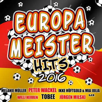 Various Artists - Europameister Hits 2016