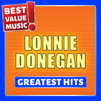 Lonnie Donegan - Lonnie Donegan - Greatest Hits (Best Value Music)
