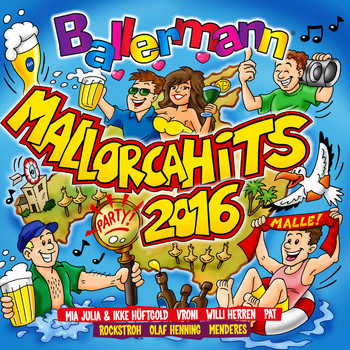 Various Artists - Ballermann Mallorca Hits 2016