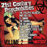 Various Artists - 21st Century Psychobillies, Vol. 2