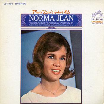 Norma Jean - Please Don't Hurt Me