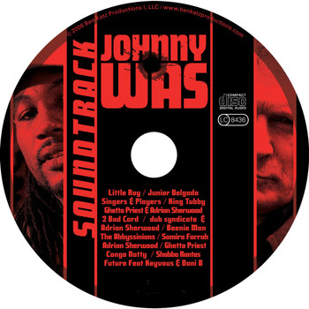 Congo Natty - Johnny Was Motion Picture Soundtrack, Vol. 2. (Reggae from the Film)