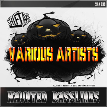 Various Artists - Haunted Basslines