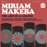 Miriam Makeba - The Art Of A Legend