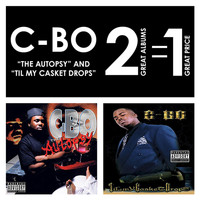 C-Bo - The Autopsy / Til My Casket Drops (Explicit)