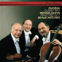 "Beaux Arts Trio - Dvorák: Piano Trio No. 4 ""Dumky"" / Mendelssohn: Piano Trio No. 1"