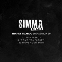 Franky Rizardo - Speakerbox EP