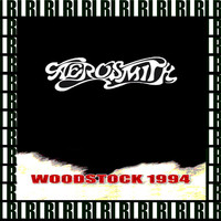 Aerosmith - Woodstock, Saugerties, New York, August 13th, 1994 (Remastered, Live On Broadcasting)