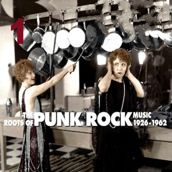 Vaudau Congegation - The Roots of Punk Rock Music Vol. 1
