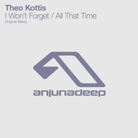 Theo Kottis - I Won't Forget / All That Time