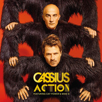 Cassius - Action (feat. Cat Power & Mike D) (Remixes)