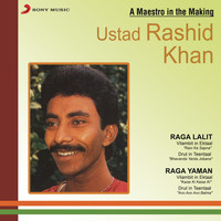 Ustad Rashid Khan - A Maestro in the Making