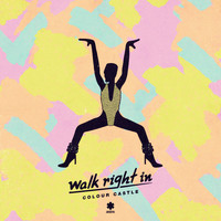 Colour Castle - Walk Right In