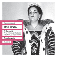 Antonino Votto - Verdi: Don Carlo (1956)