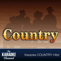 The Karaoke Channel - The Karaoke Channel - Country Hits of 1986, Vol. 6
