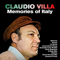Claudio Villa - Memories of Italy