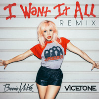 Bonnie McKee - I Want It All (Remix)